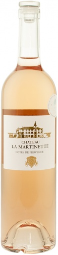 CHATEAU LA MARTINETTE ROSE